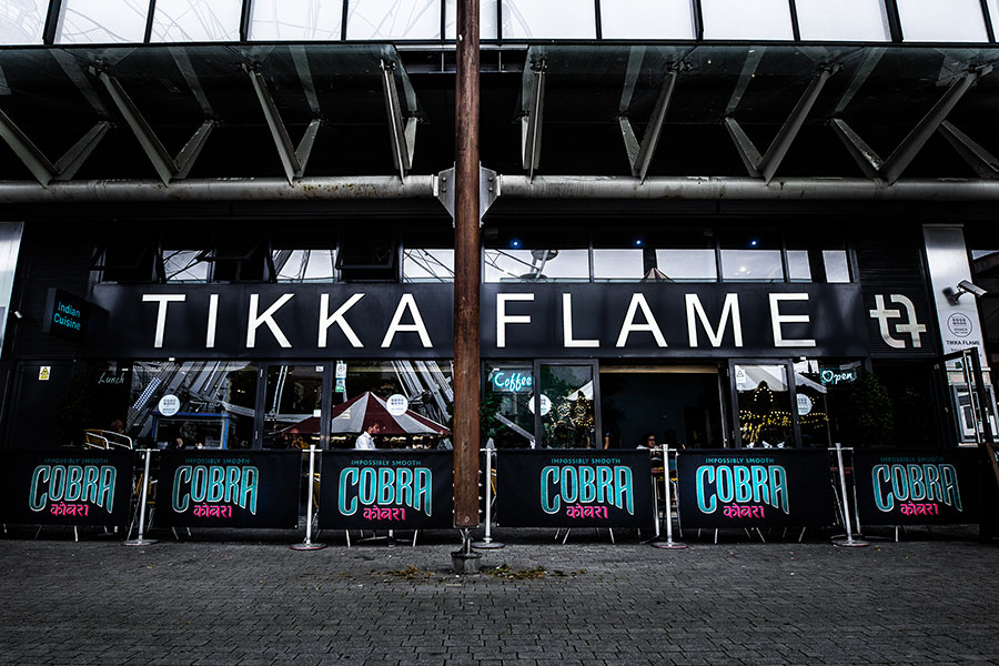 Tikka Flame Indian Restaurant In Bristol Harbourside Call